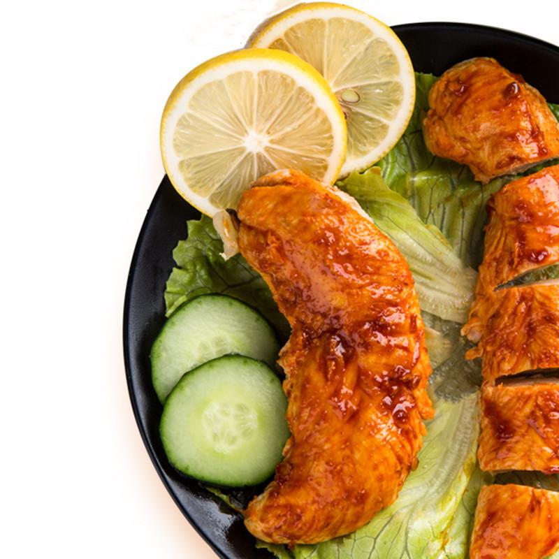 【豫香牛】7包700g多口味低脂速食鸡胸肉券后19.9元包邮